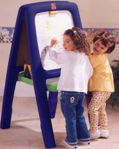 мольберт детский для рисования
